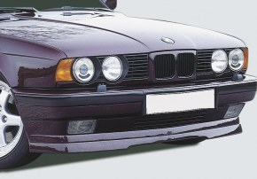 Rajout de pare choc avant BMW E34