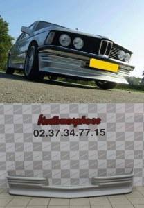Rajout de pare choc avant KAMEI pour BMW E21