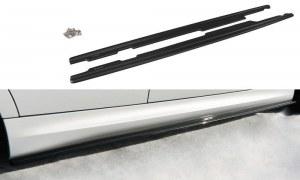 Rajout lame de bas de caisse BMW 3 E90 E91 Pack M