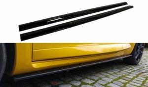 Rajouts de bas de caisse Megane 3 RS
