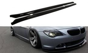 Rajouts bas de caisse BMW série 6 E63 E64 2003 a 2007