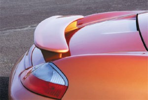 Aileron becquet de coffre Porsche 986