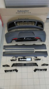 Kit carrosserie Scirocco R 2008 a 2013