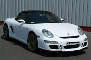 Promo KIT carrosserie Porsche boxster 987 look GT3
