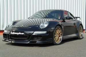 kit pare choc AV AR 997 look GT3