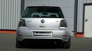 Pare-chocs arrière VW Golf IV