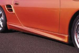 Bas de caisse Porsche Boxster 986
