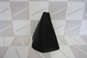 Soufflet levier de vitesse en simili noir pour Renault 5GT TURBO