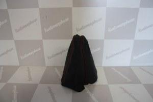 Soufflet levier de vitesse cuir anthracite Peugeot 205