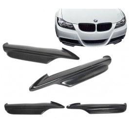 Splitter pour BMW Série 3 LCI E90 E91 pack M 2008-2011