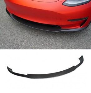 Spoiler Avant Carbone NOVITEC Tesla Model 3