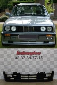 Spoiler rajout jupe de pare choc avant BMW Serie 3 E30 (82-87) M-Tech 1 Plastique ABS