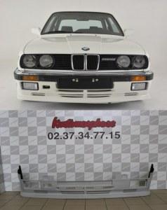 Spoiler rajout jupe de pare choc avant BMW Serie 3 E30 (82-87) HARTGE