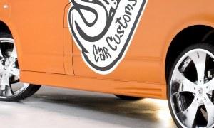 Bas de caisse prised'air VW T5