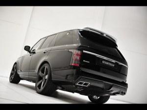 Pare choc ar Range Rover Vogue startech a partir 2013