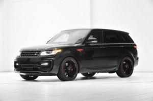 Pare choc av New Range Rover Sport startech a partir de 2013