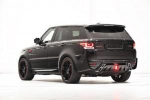Pare choc ar New Range Rover Sport startech a partir de 2013