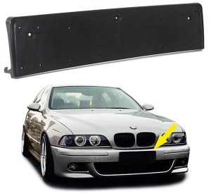 Support de plaque d'immatriculation BMW E39 Pack M