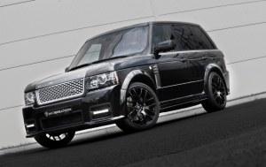 kit large Range Rover Vogue ONYX PLATINUM 2005-2012