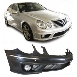 Pare-chocs avant Mercedes classe E AMG E63 06-09